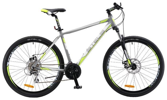 Велосипед для взрослых STELS Navigator 650 MD 27.5 V020 (2017)
