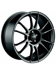 Диск OZ Racing Ultraleggera Matt Black 8x17/5x114.3 D75 ET40 - фото 1