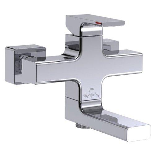 Смеситель для ванны с подключением душа Jacob Delafon Strayt E45370-CP однорычажный