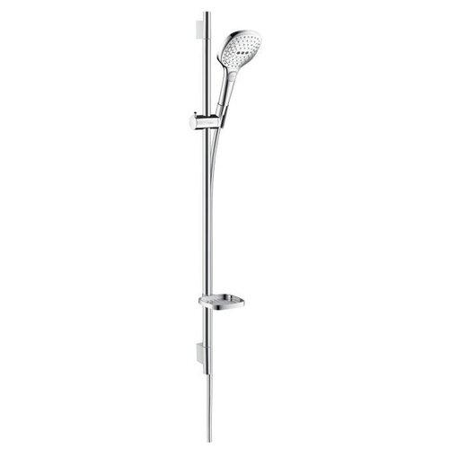 Душевой набор (гарнитур) hansgrohe Raindance Select E 120 /Unica'S Puro 26621400 душевой набор гарнитур argo 101