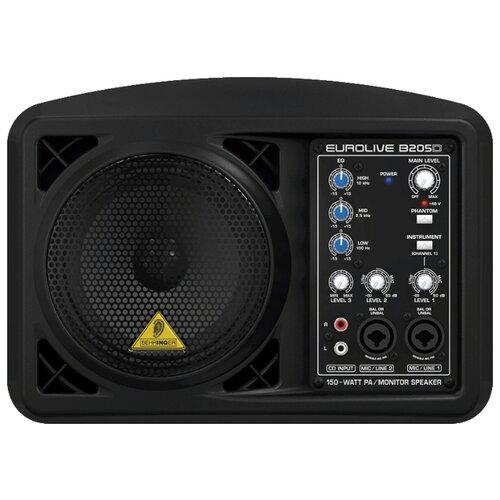 Напольная акустическая система BEHRINGER Eurolive B205D black
