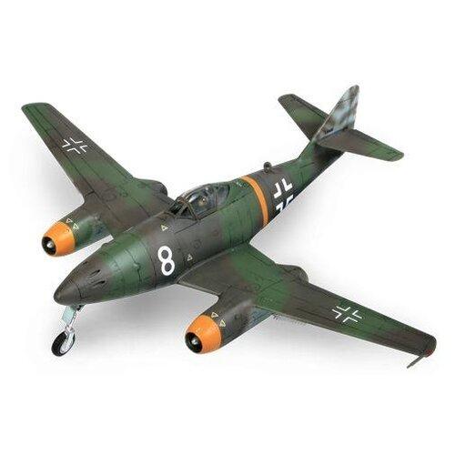 Купить Сборная модель Моделист Немецкий реактивный истребитель Мессершмитт Ме-262 (207220) 1:72, Сборные модели