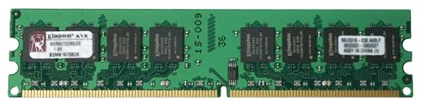 Купить Оперативная память 1 ГБ 1 шт. Kingston KVR667D2N5/1G в интернет-магазине на Яндекс.Маркете. Характеристики, цена Оперативная память 1 ГБ 1 шт. Kingston KVR667D2N5/1G на Яндекс.Маркете