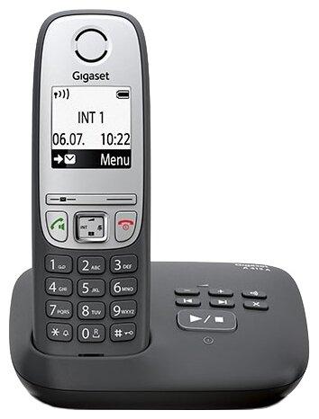 Радиотелефоны Gigaset A415 (A415) Black