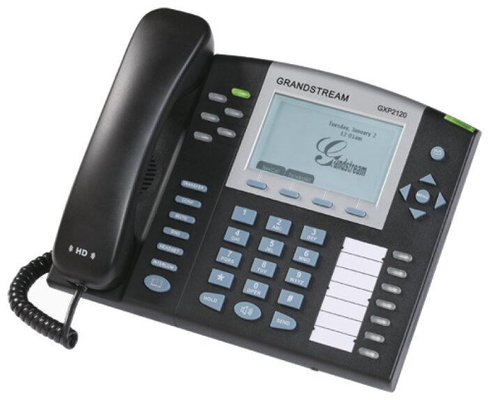 Grandstream VoIP-телефон Grandstream GXP2120