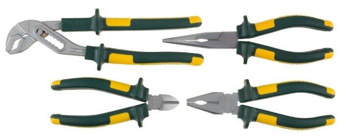 Набор шарнирно-губцевого инструмента Kraftool 22011-H4