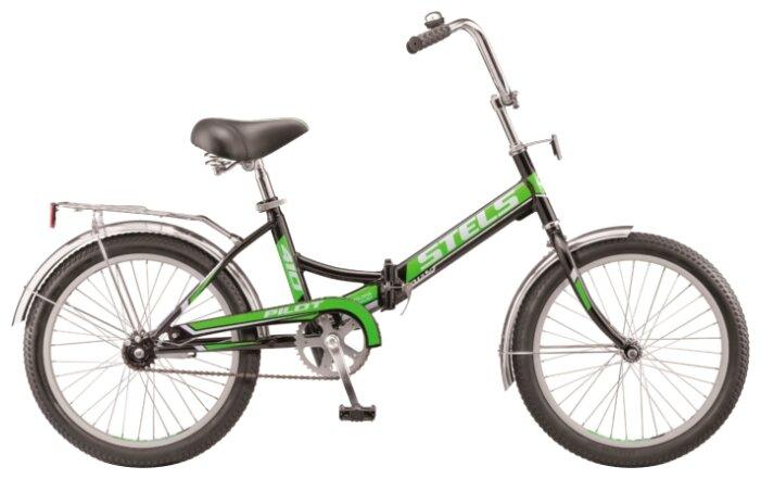 Городской велосипед STELS Pilot 410 20 (2015)