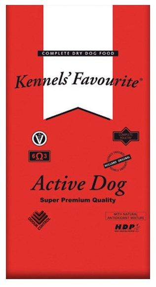 Корм для собак Kennels Favourite Active Dog (20 кг)