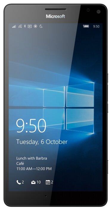 Сравнение с Lumia 950 XL