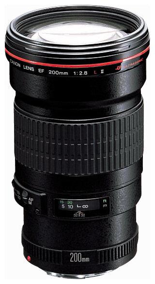 Canon Объектив Canon EF 200mm f/2.8L II USM