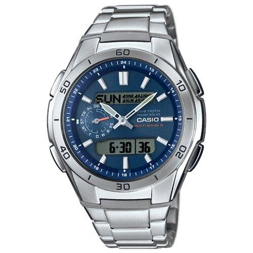 Наручные часы CASIO WVA-M650D-2A наручные часы casio radio controlled wva 109he 1b