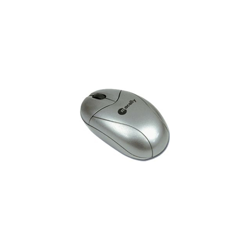 Мышь MacAlly btMouseJr Silver USB