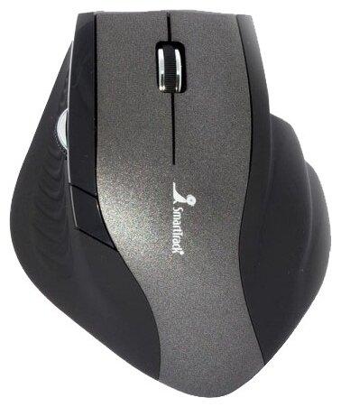 Мышь SmartTrack 510AG Gray-Black USB