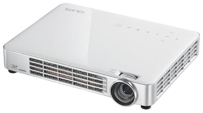 Сравнение с Vivitek Qumi Q7 Plus, Black портативный проектор