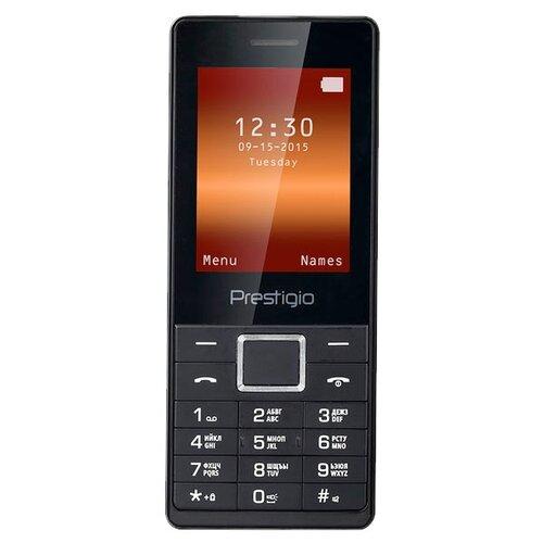 Телефон Prestigio Muze A1 черный (PFP1241DUOBLACK)Мобильные телефоны<br>