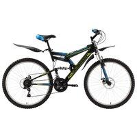 """Велосипед Challenger Genesis Lux (2016) Черно-Красный 18"""""""