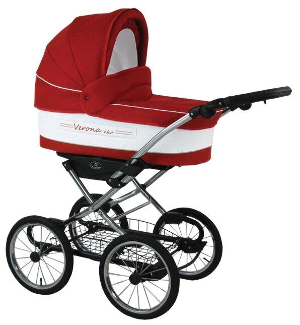 Универсальная коляска Prampol Verona Eko Chrome (2 в 1)