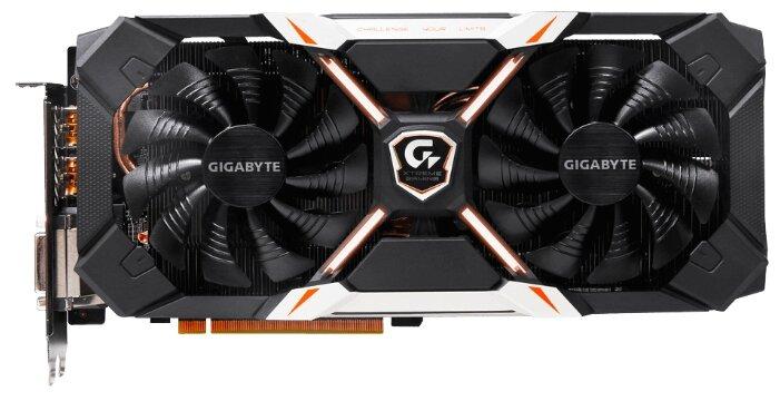 GIGABYTE GeForce GTX 1060 1645Mhz PCI-E 3.0 6144Mb 8316Mhz 192 bit DVI 3xHDMI HDCP