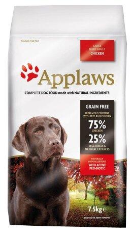Корм для собак Applaws курица 15 кг (для крупных пород)