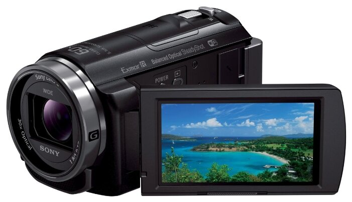 Видеокамера Sony HDR-CX530E