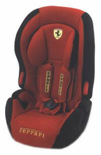Автокресло группа 1/2/3 (9-36 кг) Ferrari Teko