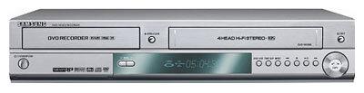 DVD/VHS-плеер Samsung DVD-VR300E