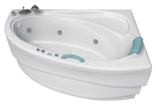 Отдельно стоящая ванна BellRado ГЛОРИЯ 1650