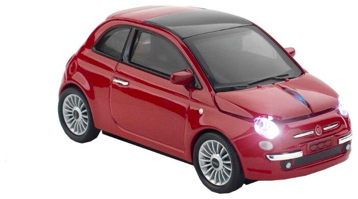 Мышь Click Car Mouse FIAT 500 Red USB