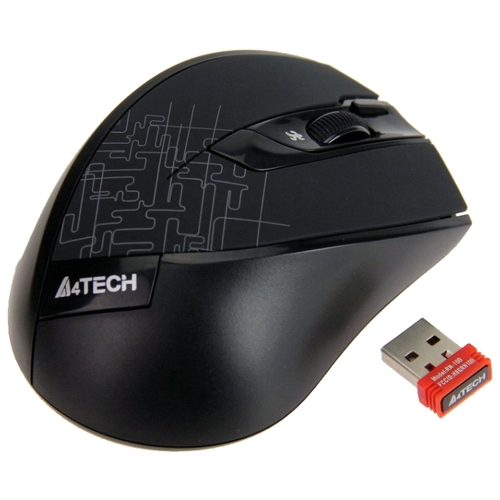 Мышь A4Tech G9-600HX Black USB