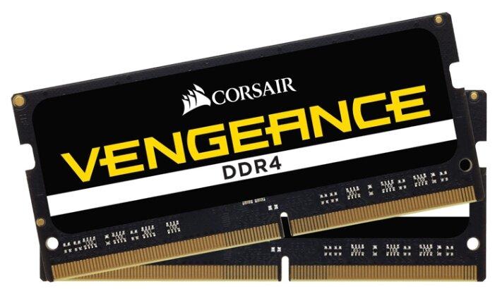 Corsair CMSX32GX4M2A2666C18