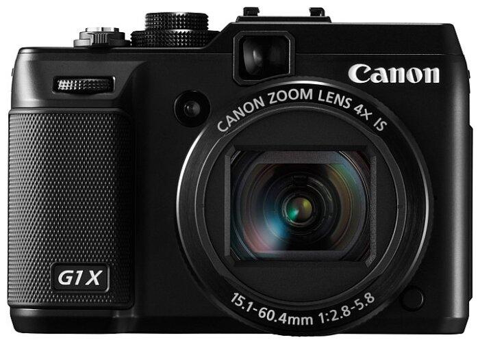 Canon Компактный фотоаппарат Canon PowerShot G1 X