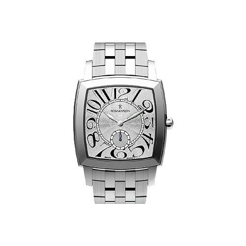Наручные часы ROMANSON TM4122MW(WH) часы наручные romanson