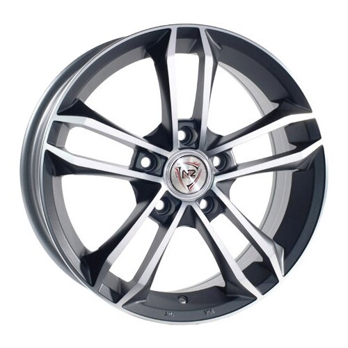 Фото - Колесный диск NZ Wheels F-44 8x18/5x114.3 D66.1 ET40 BKF колесный диск nz wheels f 44 8x18 5x114 3 d66 1 et40 bkf