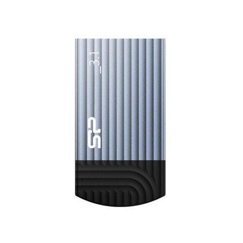 Флешка Silicon Power Jewel J20 16GB синийUSB Flash drive<br>