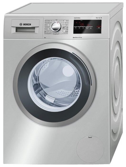 Bosch Bosch WAN 2416 S Серебристый, 8кг