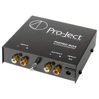Фонокорректор Pro-Ject Phono Box DС Black