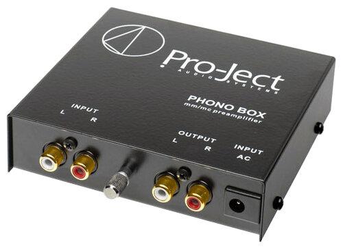 Pro-Ject Phono Box RS Black