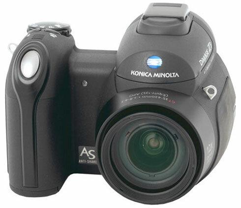 Фотоаппарат Konica Minolta DiMAGE Z3