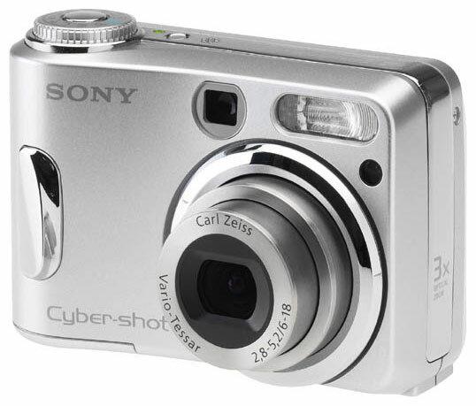 Sony Cyber-shot DSC-S90