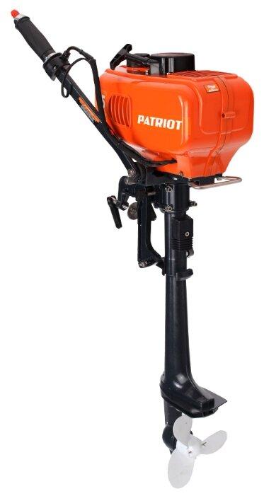Лодочный мотор PATRIOT BM-120