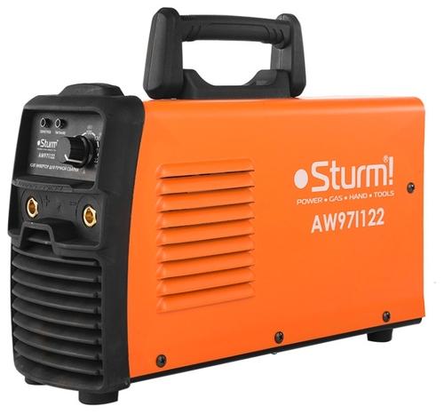 Сварочный аппарат sturm aw97i122 цена бензиновые генераторы 750 квт