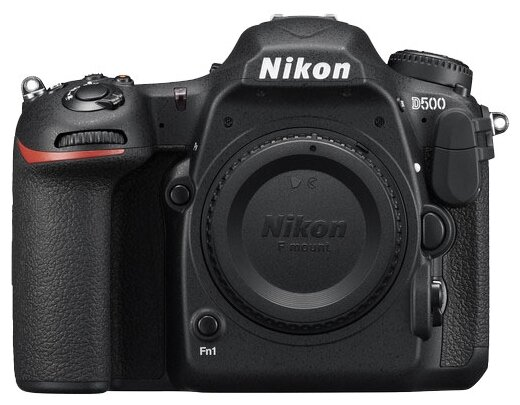 Nikon Зеркальный фотоаппарат Nikon D500 Body