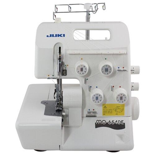 Оверлок Juki MO-654DE белый