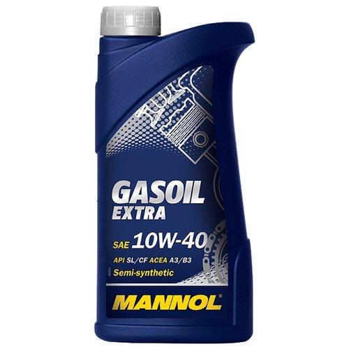 Моторное масло Mannol Gasoil Extra 10W-40 1 л моторное масло mannol gasoil extra 10w 40 1 л