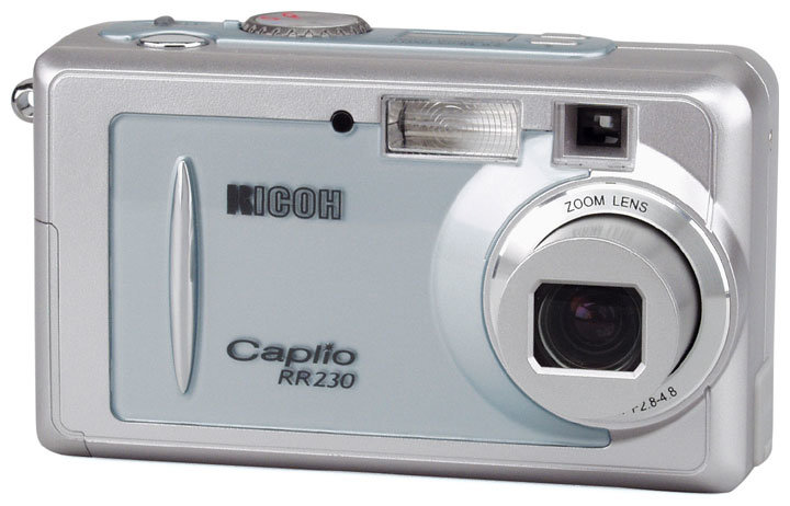 Фотоаппарат Ricoh Caplio RR230