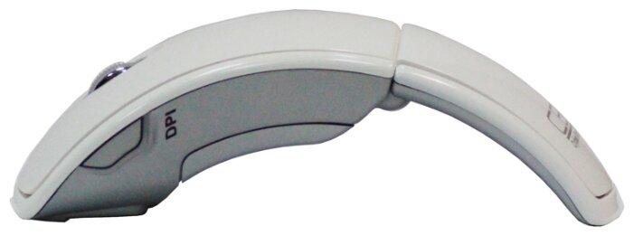 Мышь CBR CM 610 Bt White Bluetooth