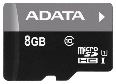 ADATA Premier microSDHC Class 10 UHS-I U1