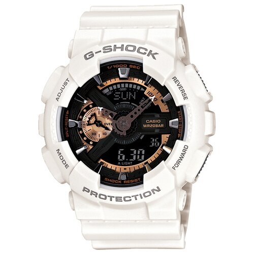 Наручные часы CASIO GA-110RG-7A casio casio ga 110tp 7a