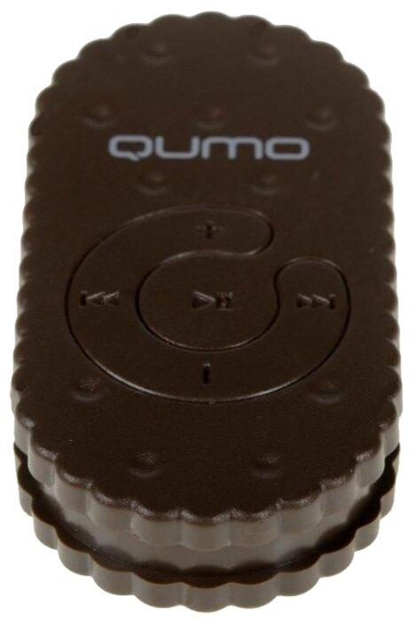 MP3-плеер Qumo Biscuit, шоколад