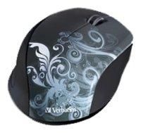 Мышь Verbatim Wireless Optical Design Mouse Black USB